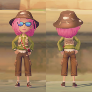 Fisherman's Set on female