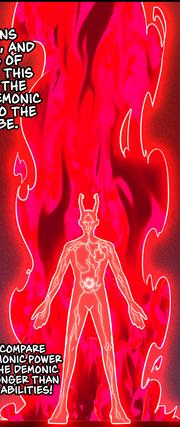 George Osa's Demonic Core