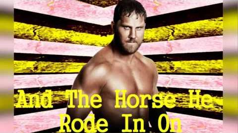 2011 Michael McGillicutty 7th WWE Theme Song - And The Horse He Rode In On CDQ (NEW)