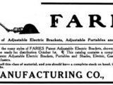 Faries Manufacturing Company
