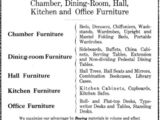 Globe-Bosse-World Furniture Company