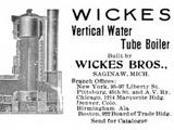 Wickes Boiler Company