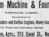 Birmingham Machine & Foundry Company