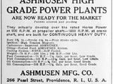 Ashmusen Manufacturing Company