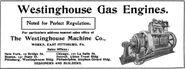 Westinghousemachine