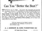 A. J. Johnson & Sons Furniture Company