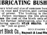 Boston & Lockport Block Company
