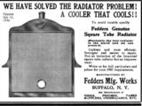 Fedders Manufacturing Company