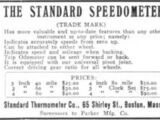 Standard Thermometer Company