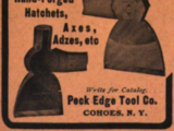 Peck Edge Tool Company