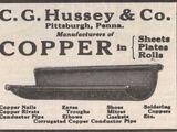 C. G. Hussey & Company