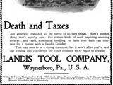 Landis Tool Company