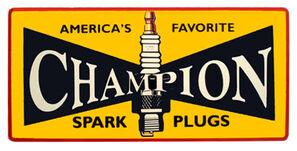Champion Spark Plugs-Bow Tie-Water Slide Decal.jpg
