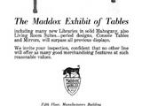 Maddox Table Company