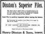 Henry Disston & Sons, Inc.