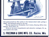 S. Freeman & Sons Manufacturing Company