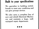 Boustead Electric & Manufacturing Company