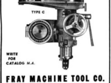 Fray Machine Tool Company