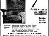 A. H. Irvin Company