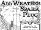All-Weather Spark Plug Manufacturing Company