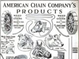 American Chain & Cable Company