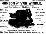 Hanson & Van Winkle Company