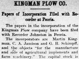 Kingman Plow Company