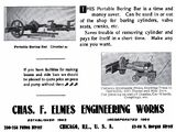 Charles F. Elmes Engineering Works