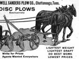 Newell Sanders Plow Company