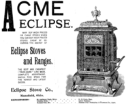 Eclipsestove
