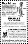 Sharplesseparator