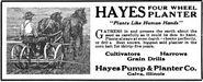 Hayespump