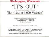 American Chair Company (WI)