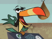 Lupe Toucan