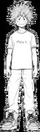 Izuku Midoriya Civilian Profile
