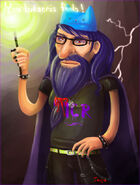 DUMBLYDORE by ChemicalAlia