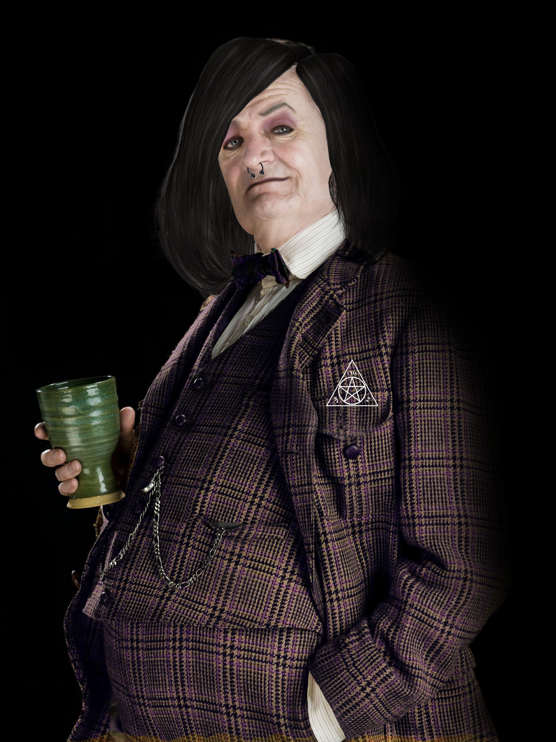 Professor Slutborn