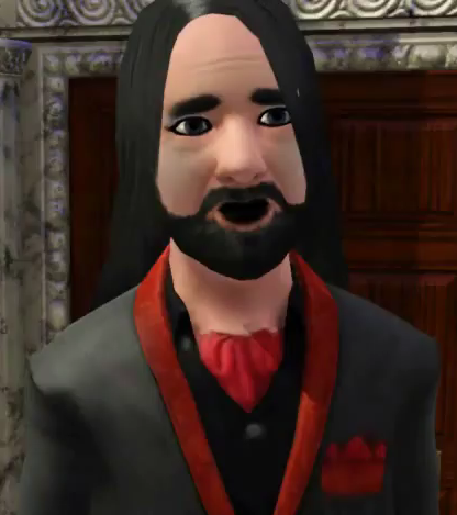 My Immortal in The Sims 3