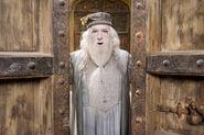 Dumbledore mit gothic makup by mystique019