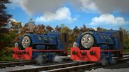 Bill and Ben blue