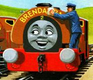 Ben orange lively