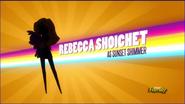 Rebecca Shiochet dans le rôle de Sunset Shimmer