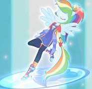 Rainbow Forgotten Friendship
