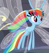 Rainbow Dash Ponyon ID S4E16