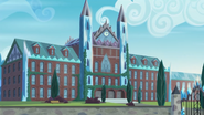 Lycée de Cristal
