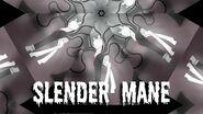Slender Mane Slender Pony - Speedpaint MLP