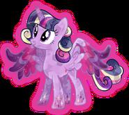 Rainbow power crystal princess twilight sparkle by theshadowstone-d8040w2