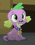 Spike the Dog ID EG3