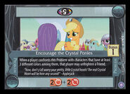 Encourage the Crystal Ponies