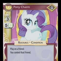 Promotional Cards List